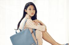 AOA Seolhyun Marie Claire Magazine September 2015 Photoshoot
