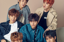 INFINITE Singles Magazine September 2015 Photoshoot Fashion