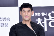 Oh Ji Ho at a Press Conference of OCN Drama 'Ghost Seeing Detective Cheo Yong'