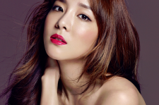 2NE1 Dara Sandara Park Cosmopolitan Magazine September 2015 Photoshoot