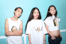 electronic trio Trampauline