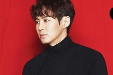 Shinhwa member Jun Jin