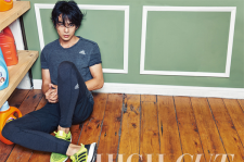 Actor Yoo Seung Ho High Cut Magazine Vol. 156 Photoshoot Fashion