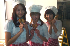 Girls Generation fried chicken