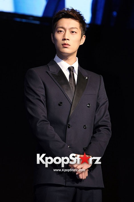 BEAST Yoon Doo Joon IRIS2 Press Conferencekey=>0 count4