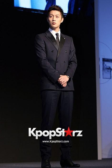 BEAST Yoon Doo Joon IRIS2 Press Conferencekey=>3 count4
