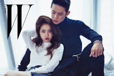Beenzino And Hwang Seung Un Are W Korea Magazine September 2015 Photoshoot Fashion