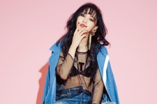 Miss A Jia Ceci Magazine Septmeber 2015 Photoshoot