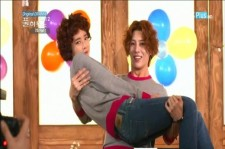 'Full House Take 2' Roh Min Woo and Hwang Jung Eum Live Together