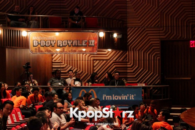McDonald's B-Boy Royale II At The NYU Skirball Center [Part One] - August 22, 2015 [PHOTOS]key=>7 count44