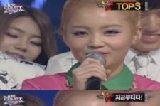 Lee Hi Wins Number 1 on 'M! Countdown' 2 Weeks in a Row
