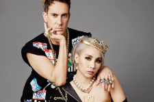 2NE1 CL Designer Jeremy Scott PAPER Magazine September 2015 Photoshoot Interview