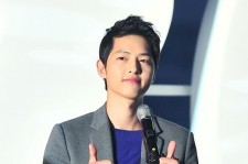 Song Joong Ki Talks About His First Love