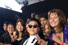 Psy on AMAS