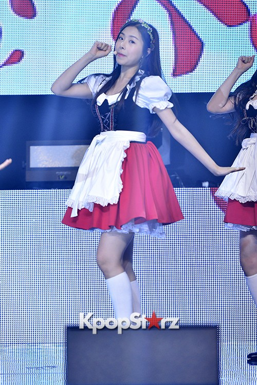 DSP Girl Group APRIL Debut Showcase [Performance] key=>11 count56
