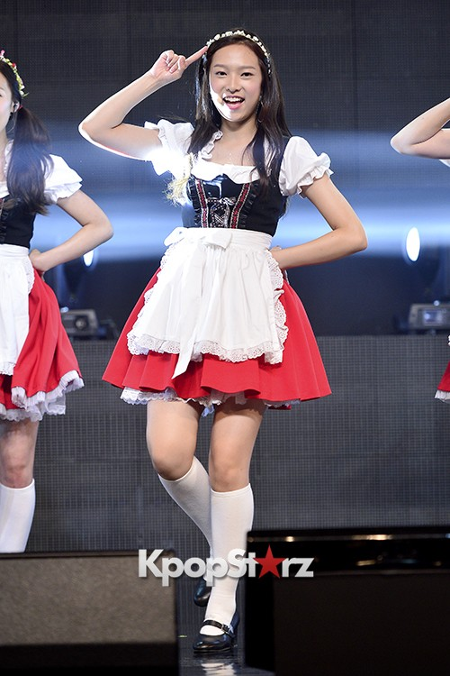 DSP Girl Group APRIL Debut Showcase [Performance] key=>20 count56