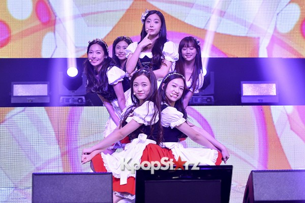 DSP Girl Group APRIL Debut Showcase [Performance] key=>34 count56