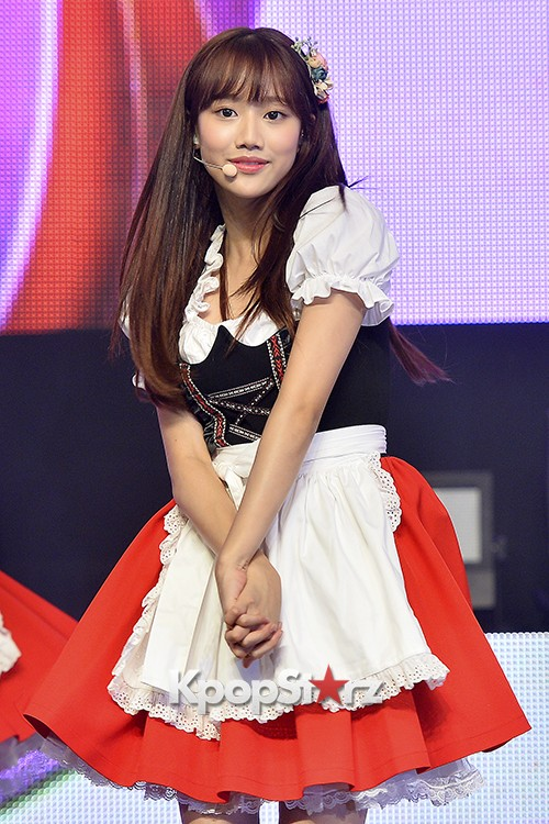 DSP Girl Group APRIL Debut Showcase [Performance] key=>49 count56