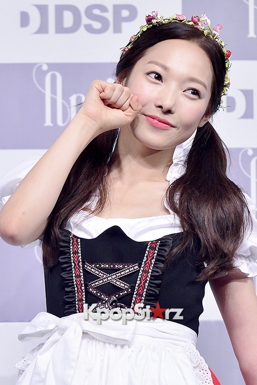 DSP Girl Group APRIL Debut Showcase [Phototime]key=>8 count32