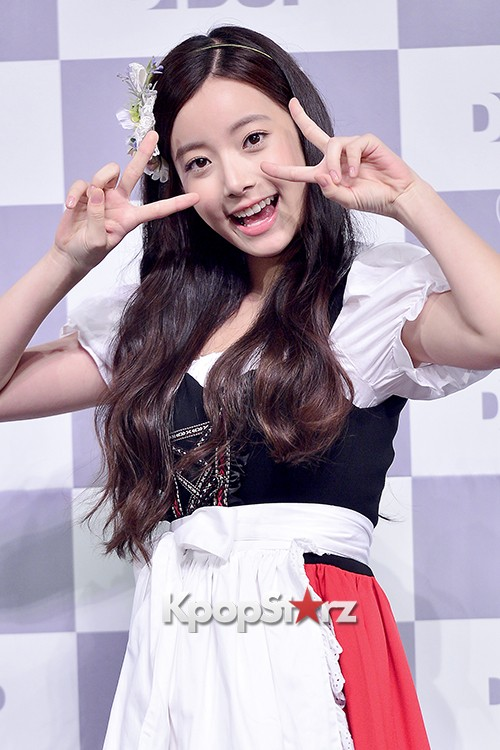 DSP Girl Group APRIL Debut Showcase [Phototime]key=>20 count32