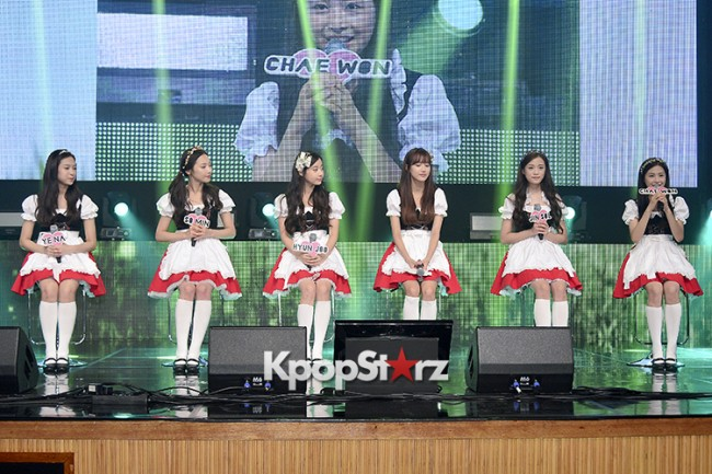 DSP Girl Group APRIL Debut Showcase [Talk]key=>3 count47