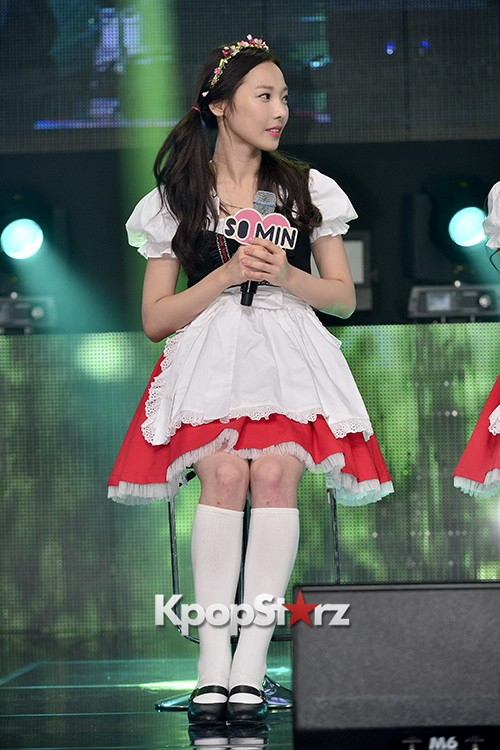 DSP Girl Group APRIL Debut Showcase [Talk]key=>6 count47