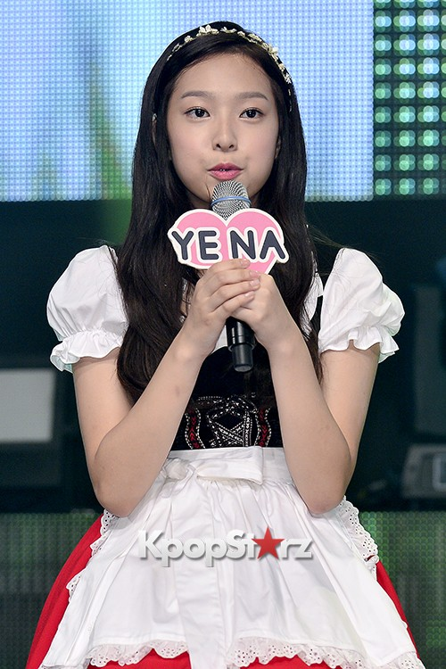 DSP Girl Group APRIL Debut Showcase [Talk]key=>9 count47