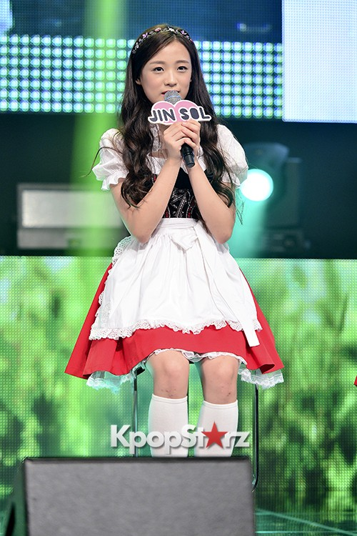 DSP Girl Group APRIL Debut Showcase [Talk]key=>12 count47