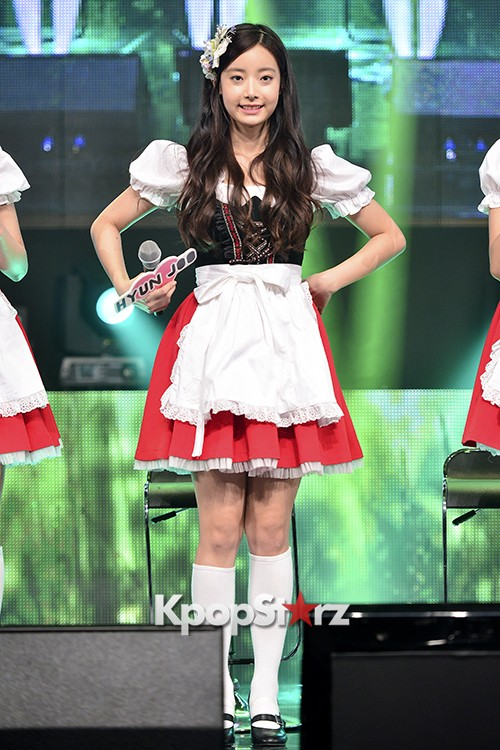 DSP Girl Group APRIL Debut Showcase [Talk]key=>13 count47