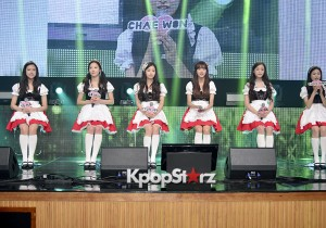 DSP Girl Group APRIL Debut Showcase [Talk]