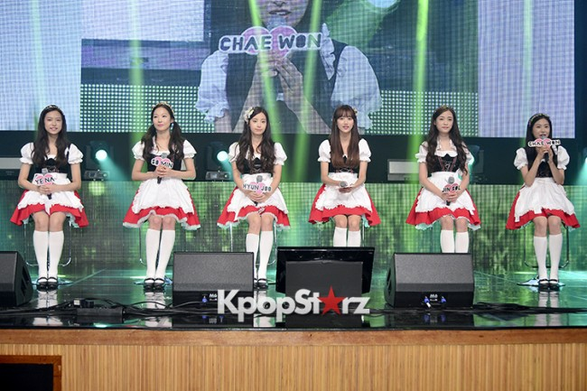DSP Girl Group APRIL Debut Showcase [Talk]key=>0 count47