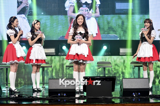 DSP Girl Group APRIL Debut Showcase [Talk]key=>18 count47
