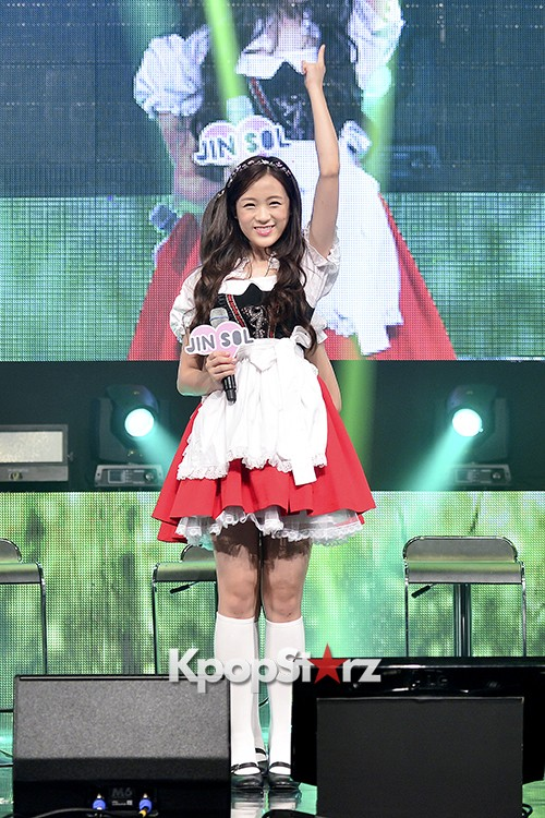 DSP Girl Group APRIL Debut Showcase [Talk]key=>21 count47