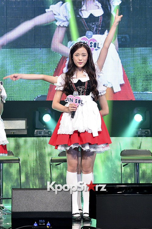 DSP Girl Group APRIL Debut Showcase [Talk]key=>24 count47