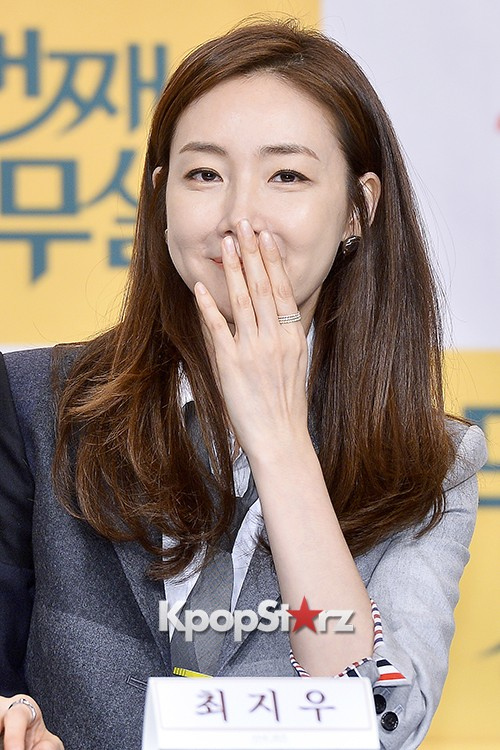 Choi Ji Woo at a Press Conference of tvN Drama '20 Years Old Again'key=>13 count24