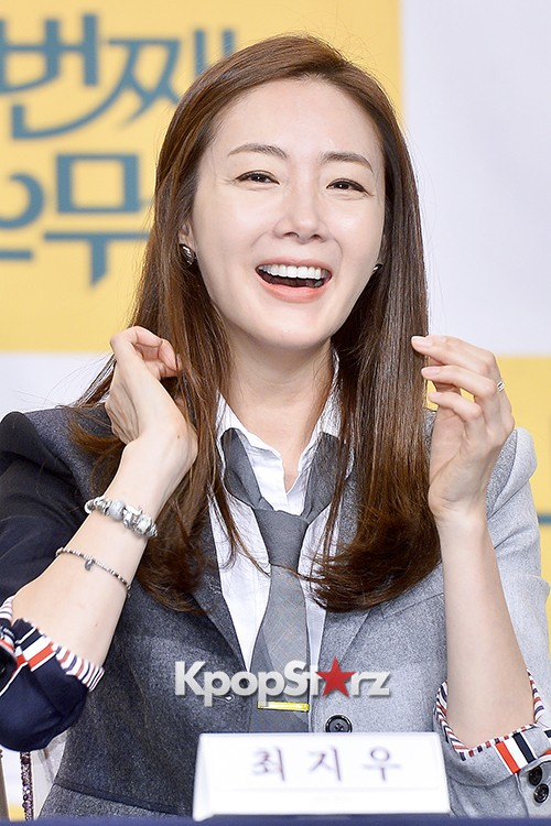 Choi Ji Woo at a Press Conference of tvN Drama '20 Years Old Again'key=>19 count24