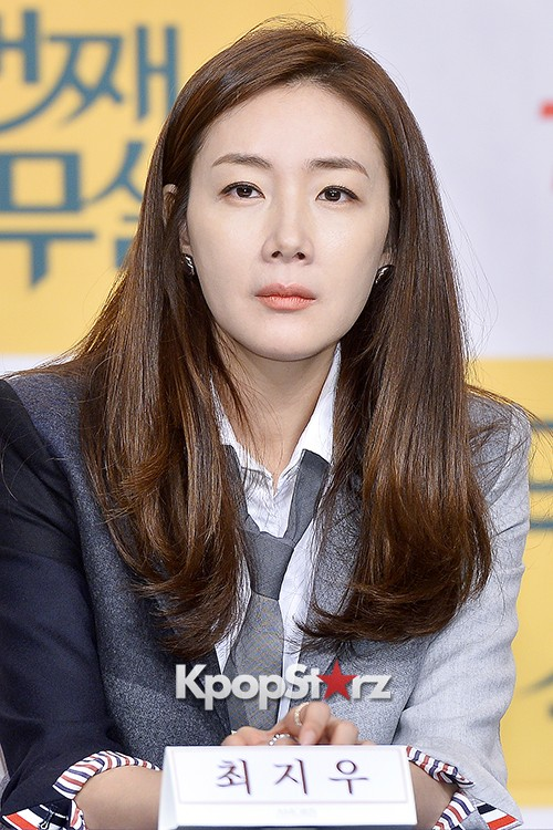Choi Ji Woo at a Press Conference of tvN Drama '20 Years Old Again'key=>21 count24