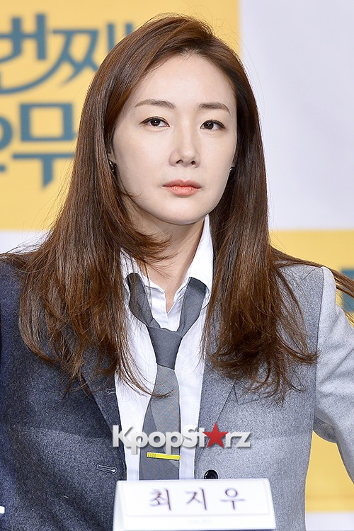 Choi Ji Woo at a Press Conference of tvN Drama '20 Years Old Again'key=>22 count24