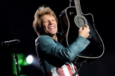Bon Jovi Performs At The Staples Center - April 19, 2013