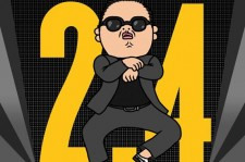 PSY Gangnam Style YouTube Views