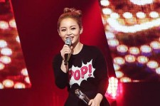 Lee Hi Ranks Number 1 on Melon Weekly Chart with '1,2,3,4'