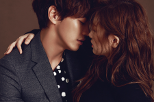 D-Day Actors Jung So Min And Kim Young Kwang Ceci Magazine Septmeber 2015 Photoshoot Fashion