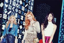 TaeTiSeo Ceci Magazine September 2015 Photoshoot Fashion