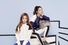 Red Velvet Grazia Magazine September 2015 Photoshoot Fashion
