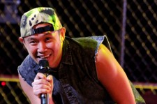MC Jin At The McDonald's B-Boy Royale II At The NYU Skirball Center  - August 22, 2015 [PHOTOS]