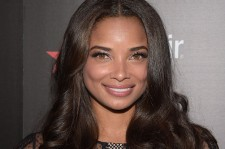 Actress Rochelle Aytes attends Entertainment Weekly's celebration honoring the 2015 SAG Awards nominees at Chateau Marmont on January 24, 2015 in Los Angeles, California.