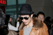Super Junior at Incheon Airport leaving for SMTOWN LIVE WORLD TOUR III in SINGAPORE [44PHOTOS]