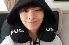 Yook Sungjae Gets Cute On The Way To Hong Kong