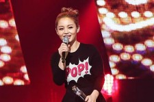 Lee Hi is First Rookie this Year to Win 'Triple Crown'