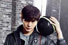 BTOB's Yook Sungjae And Jo In Sung Black Yak 2015 Fall-Winter Lookbook Collection Photoshoot